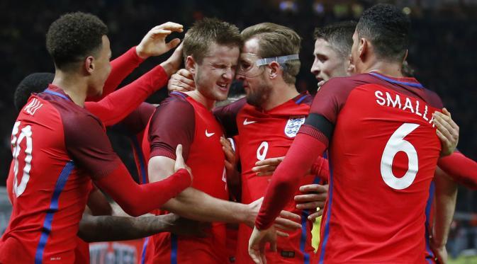 Inggris vs Jerman Euro 2016 -