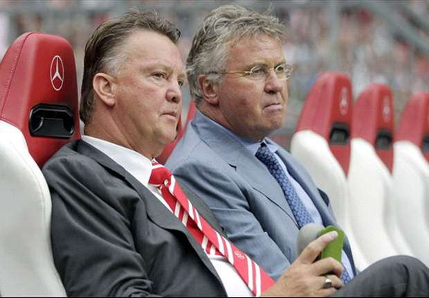 Luis van Gaal - Guus Hiddink
