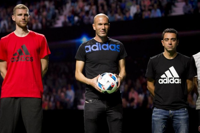 Adidas Beau Jeu - Berita Bola Piala Euro 2016