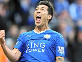 720p-Leicester 3-0 Swansea Leonardo Ulloa