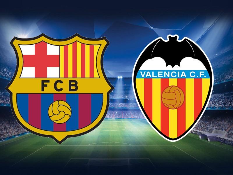 Jadwalpialaeuro - Hasil Pertandingan Barcelona VS Valencia ...
