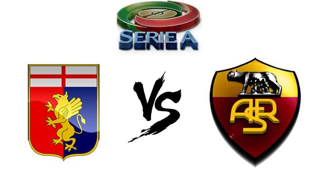 Prediksi Skor Genoa vs AS Roma 3 Mei Maret 2016 Liga Italia