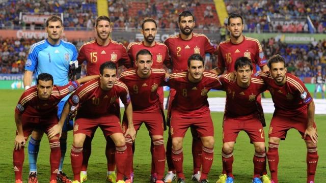 Tim Nasional Spanyol - Berita Bola Piala Eropa 2016