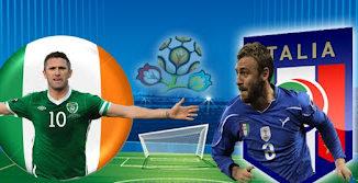Italia vs Irlandia