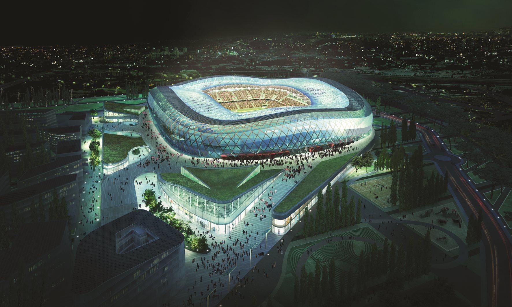 Nice Stadium 003