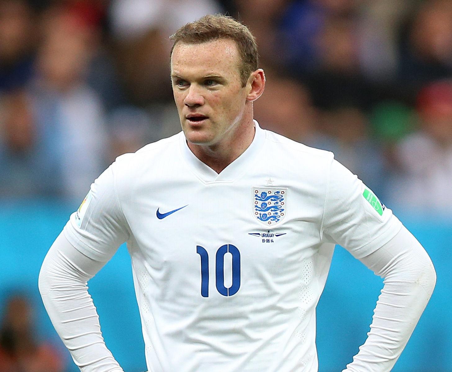 Wayne Rooney - Tim Nasional Inggris