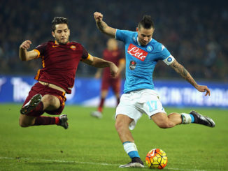 hasil-as-roma-vs-napoli