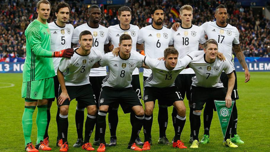 Tim Nasional Jerman - Berita Bola Piala Eropa 2016