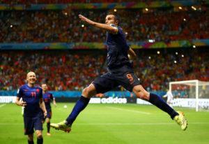 robin-van-persie-celebrating-goal-in-spain-vs-netherlands-world-cup-2014