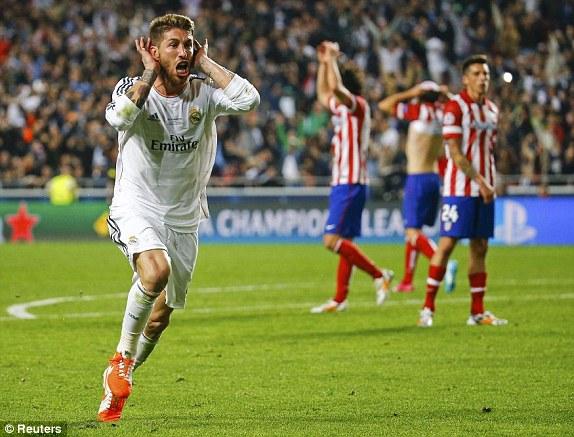 Juara Liga Champions 2016 di Tangan Real Madrid