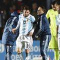 Higuain dan Mascherano Harap Messi Tidak Alami Cedera Serius