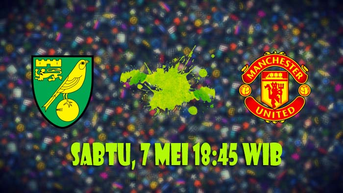 Prediksi-Norwich-City-vs-Manchester-United-7-Mei-2016