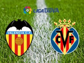 Prediksi Skor Valencia VS Villarreal 02 Mei 2016