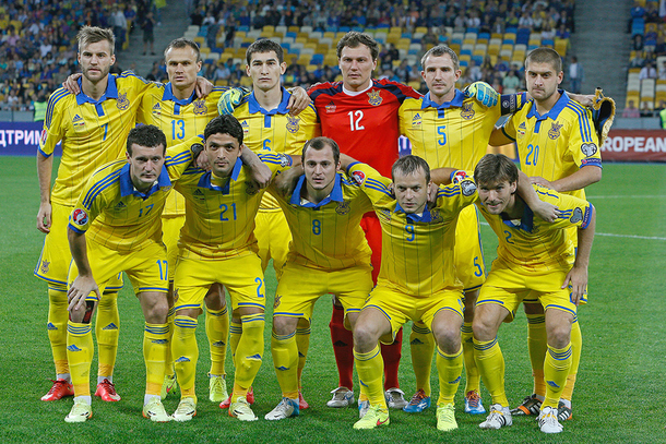 Skuad Timnas Ukraina