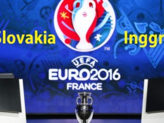 JADWAL PIALA EURO SLOVAKIA VS INGGRIS