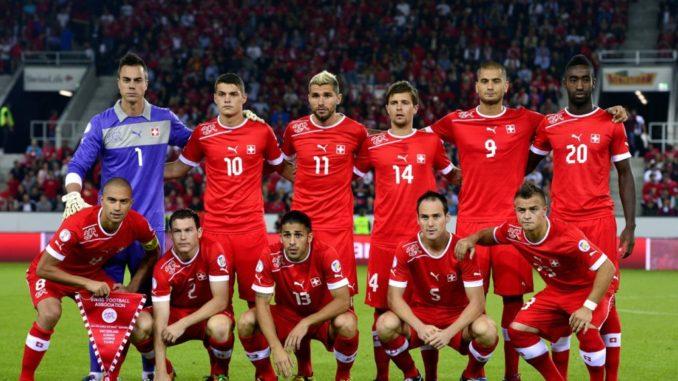 SQUAD SEMENTARA SWISS EURO 2016