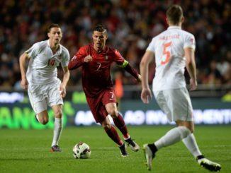 Hasil Pertandingan Piala Euro 2016 Portugal Vs Polandia 1-1