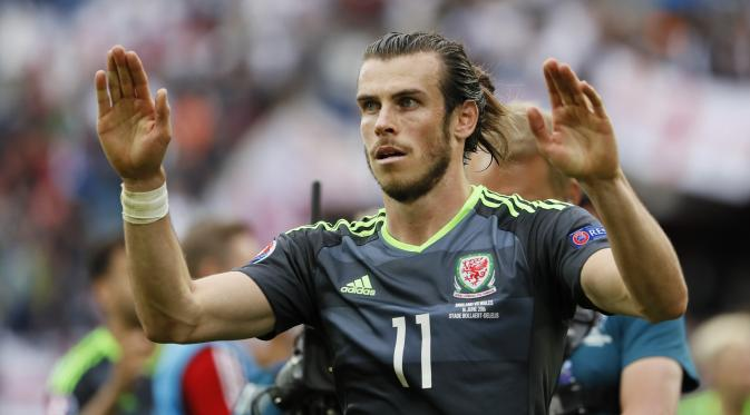 Bale Tidak Pakai Saran Ronaldo Dalam Tendangan Bebas Melainkan Cara Sendiri