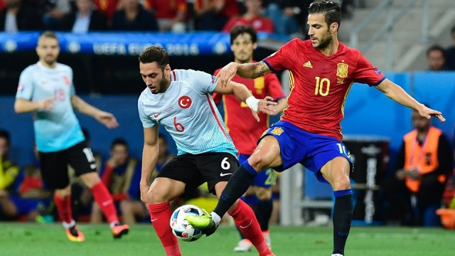 Hasil Pertandingan Piala Euro 2016 Belgia Vs Republik Irlandia 3-0