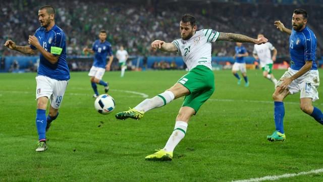 Hasil Pertandingan Piala Euro 2016 Italia Vs Irlandia 0-1