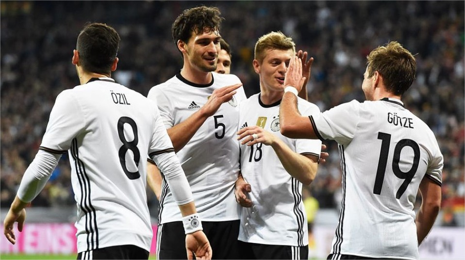 Hasil Pertandingan Piala Euro 2016 Jerman Vs Polandia 0-0