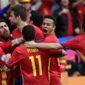 Hasil Pertandingan Piala Euro 2016 Spanyol Vs Turki 3-0
