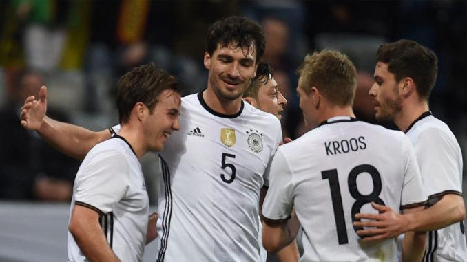 Hasil Pertandingan Piala Euro 2016 Jerman Vs Slovakia 3-0