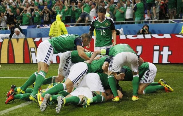 Hasil Pertandingan Piala Euro 2016 Ukraina Vs Irlandia Utara 0-2