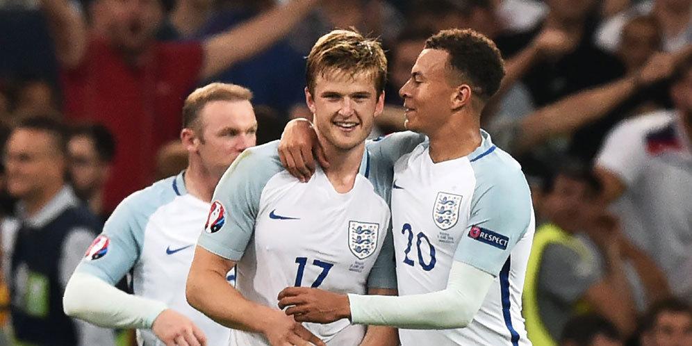 Pemain Muda Inggris Harus Belajar Dari Kegagalan di Piala Euro 2016
