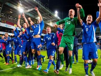Islandia Bermain Seperti Leicester City