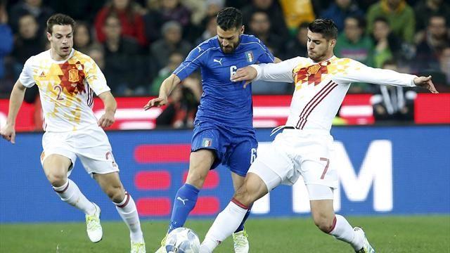 Hasil Pertandingan Piala Euro 2016 Italia Vs Spanyol 2-0