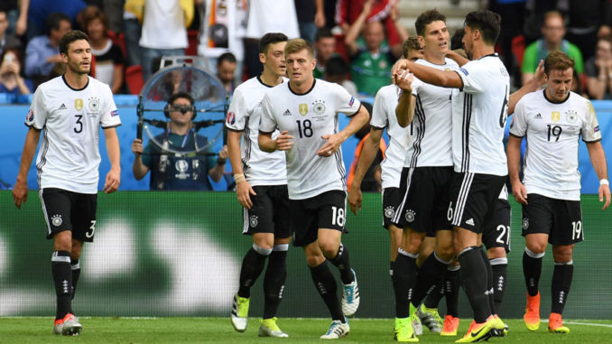 Hasil Pertandingan Piala Euro 2016 Irlandia Utara Vs Jerman 0-1