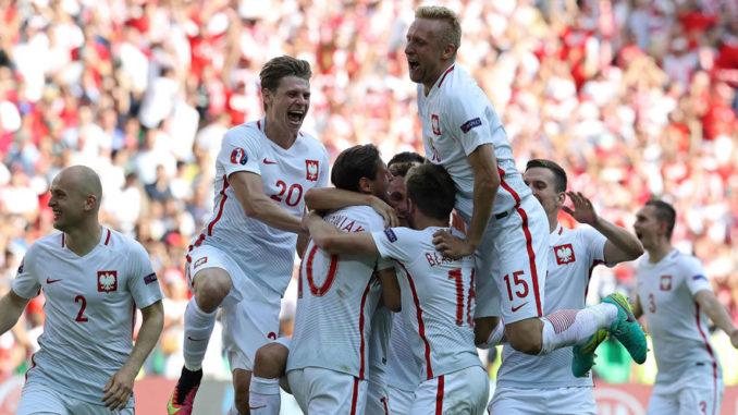 Hasil Pertandingan Piala Euro 2016 Swiss Vs Polandia 1-1 (Penalti)