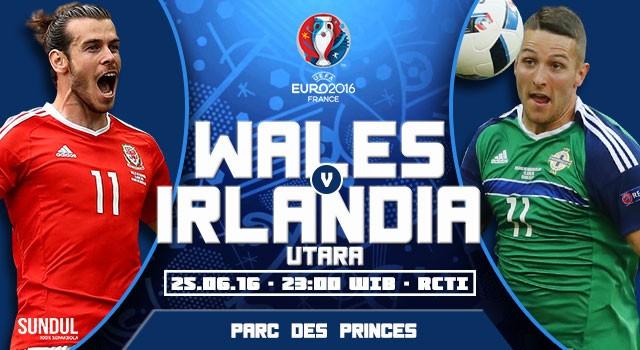 Prediksi Piala Euro 2016 Wales Vs Irlandia Utara