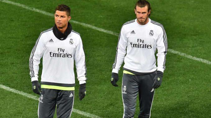 Bale Meredam Bentroknya Dengan Ronaldo