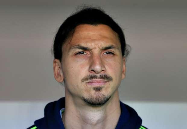 Premier League Tantangan Buat Zlatan Ibarahimovic