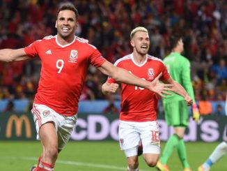 Hasil Pertandingan Piala Euro 2016 Wales Vs Belgia 3-1