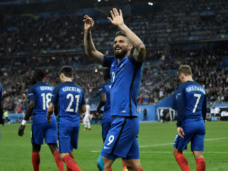 Hasil Pertandingan Piala Euro 2016 Prancis Vs Islandia 5-2